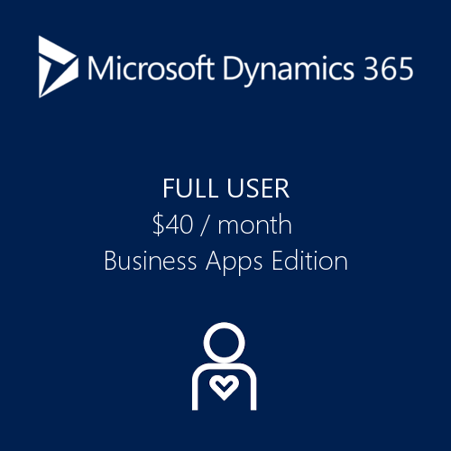 Dynamics 365 Business Edition User