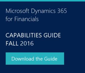 capabilities guide dynamics 365
