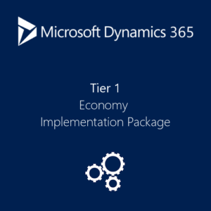 dynamics 365 implementation tier 1