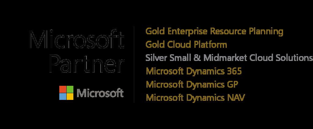 Microsoft Certification Gold Partner 2021